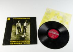 Tyrannosaurus Rex LP, Prophets, Seers and Sages, The Angels of the Ages LP - Original UK Mono