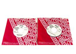 Episode Six Promo Singles, Two Original UK Promo singles comprising Here, There and Everywhere (7N