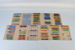 A quantity of propelling and mechanical pencils, including Staedtler, Berol, Stabilo etc, all