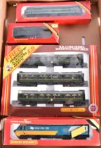 Hornby 00 Gauge Diesel Locomotives Railcars Inter-City and 4-wheel Coaches and goods rolling