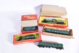 Tri-ang Railways and Tri-ang-Hornby 00 Gauge Steam and Electric Locomotives, Tri-ang, R156 BR SR