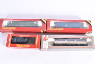 Hornby and Lima 00 Gauge Diesel and Diesel-Electric Locomotives, Hornby R074 BR two tone green Hymek