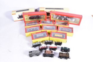 Hornby 00 Gauge (China) Locomotives and Rolling Stock, R3423 BR black Adams Radial 30583 and R3421