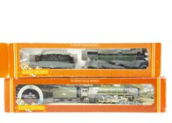 Hornby 00 Gauge BR green Steam Locomotives and Tenders, R257 Schools Class 30911 'Dover' and R033