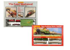 Early Hornby 00 Gauge Train Sets, R542 The Lord Westwood Set, comprising red 'Lord Westwood '