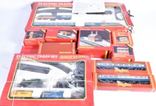 Hornby (Margate) 00 Gauge Train Sets and Accessories, R789 BR High Speed Train Set comprising 3-