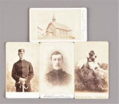 Cartes-de-Visites, Canada - portraits by Hunter & Co, Notman & Fraser and Gagen and Fraser, and