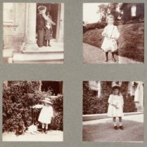 Photograph Albums, quarto topographical album, circa 1890, Winchester interest, including J