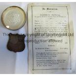 KENNETH POWELL / ATHLETICS AND TENNIS 1905-1914 / CAMBRIDGE UNIVERSITY.