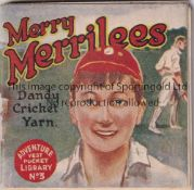 ADVENTURE MAGAZINE BOOKLET 1939 Adventure Vest Pocket Library no. 3, Merry Merrilees, staple