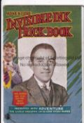ADVENTURE MAGAZINE BOOKLET 1939 Invisible Ink Trick Book, rusty staple. Generally good