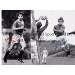 FOOTBALL AUTOGRAPHS Forty autographed magazines / annuals pages including John Greig, Colin Bell,