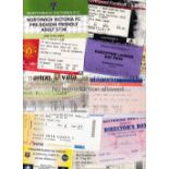 FOOTBALL TICKETS Approximately 130 tickets 1990's - 2010's domestic matches with the vast majority