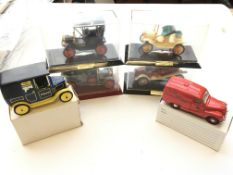 A collection of vintage Cars, a Matchbox 'Brooke B