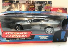 A Collection of Johnny lightning James Bond cars a