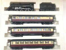 A Hornby BR 4-6-0 Locomotive Class B17/4 Liverpool