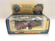 A Corgi Kojack Buick boxed and complete #290