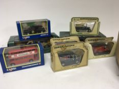A collection of corgi boxed vehicles two sunny sid