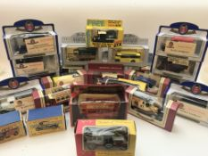 "A Collection of Matchbox "" Models of yesteryear "","