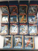 A Collection of Matchbox Skybusters (15) all boxed