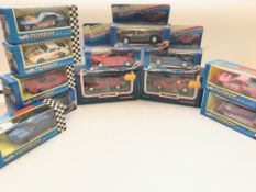 2 x Matchbox Superkings, 3 x Super Racers and 6 x