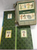 Three Vintage Disney books from The Wonderful Worl