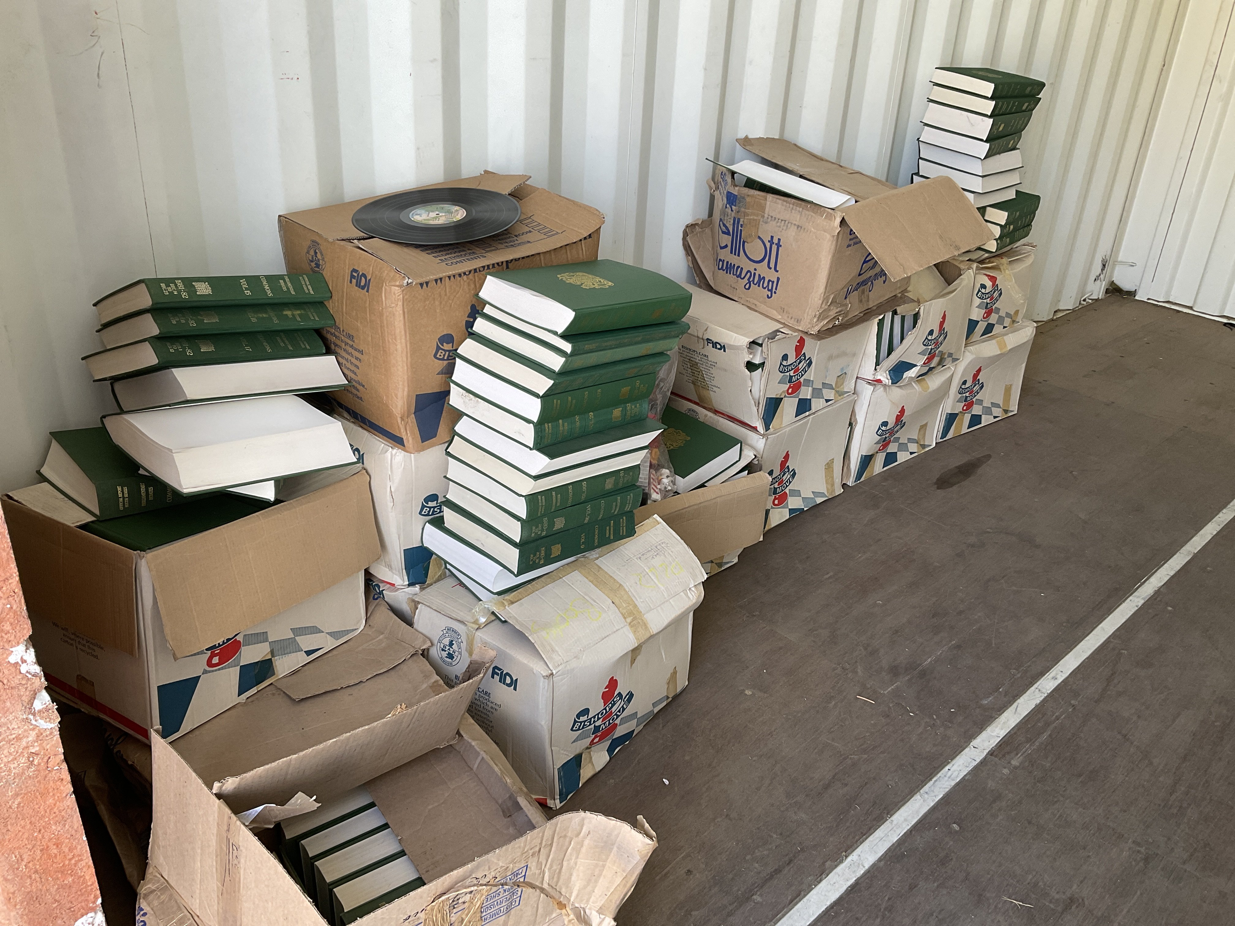 A large collection of Law society reference books, approx 100. - Image 2 of 2