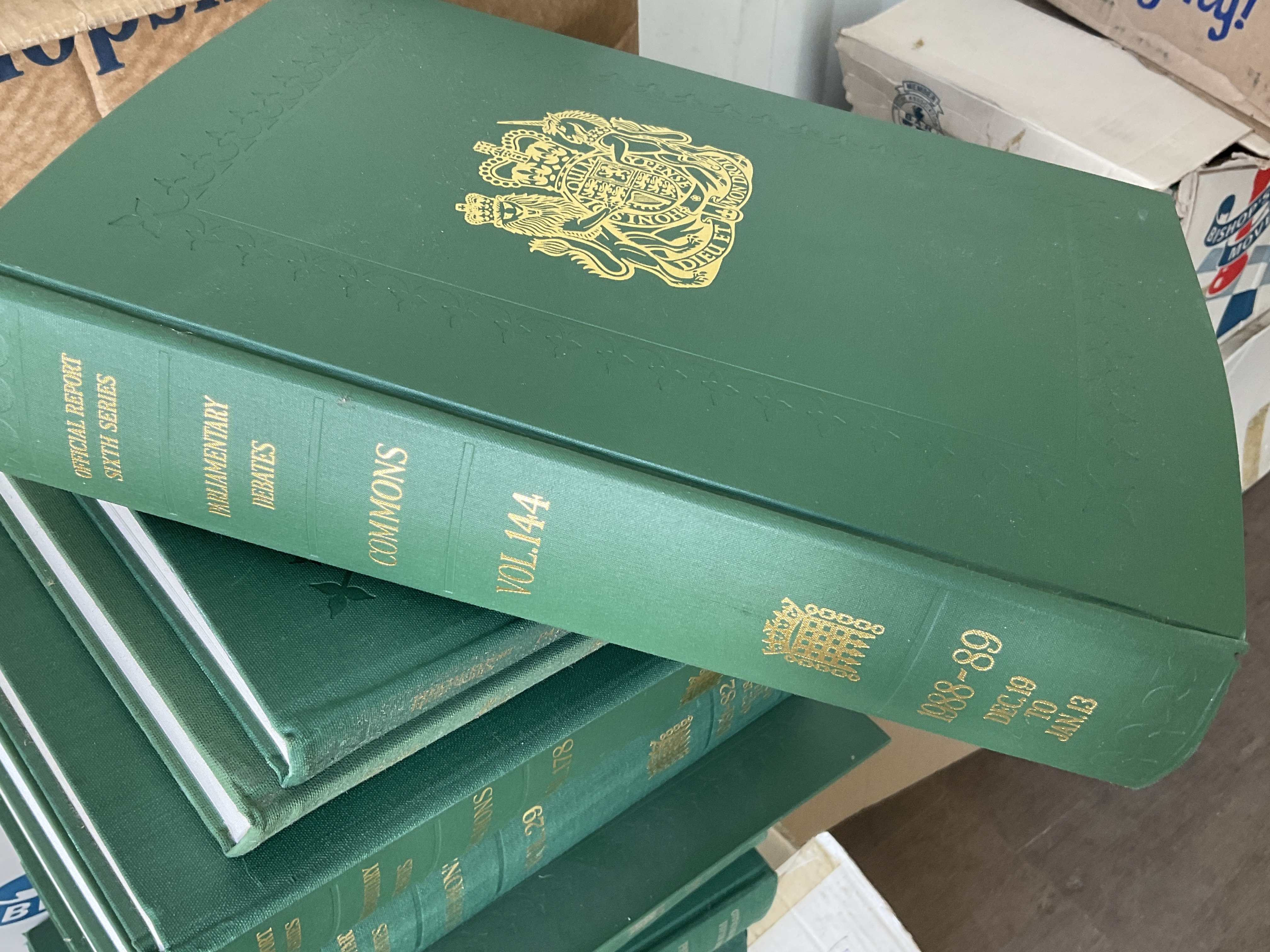 A large collection of Law society reference books, approx 100.
