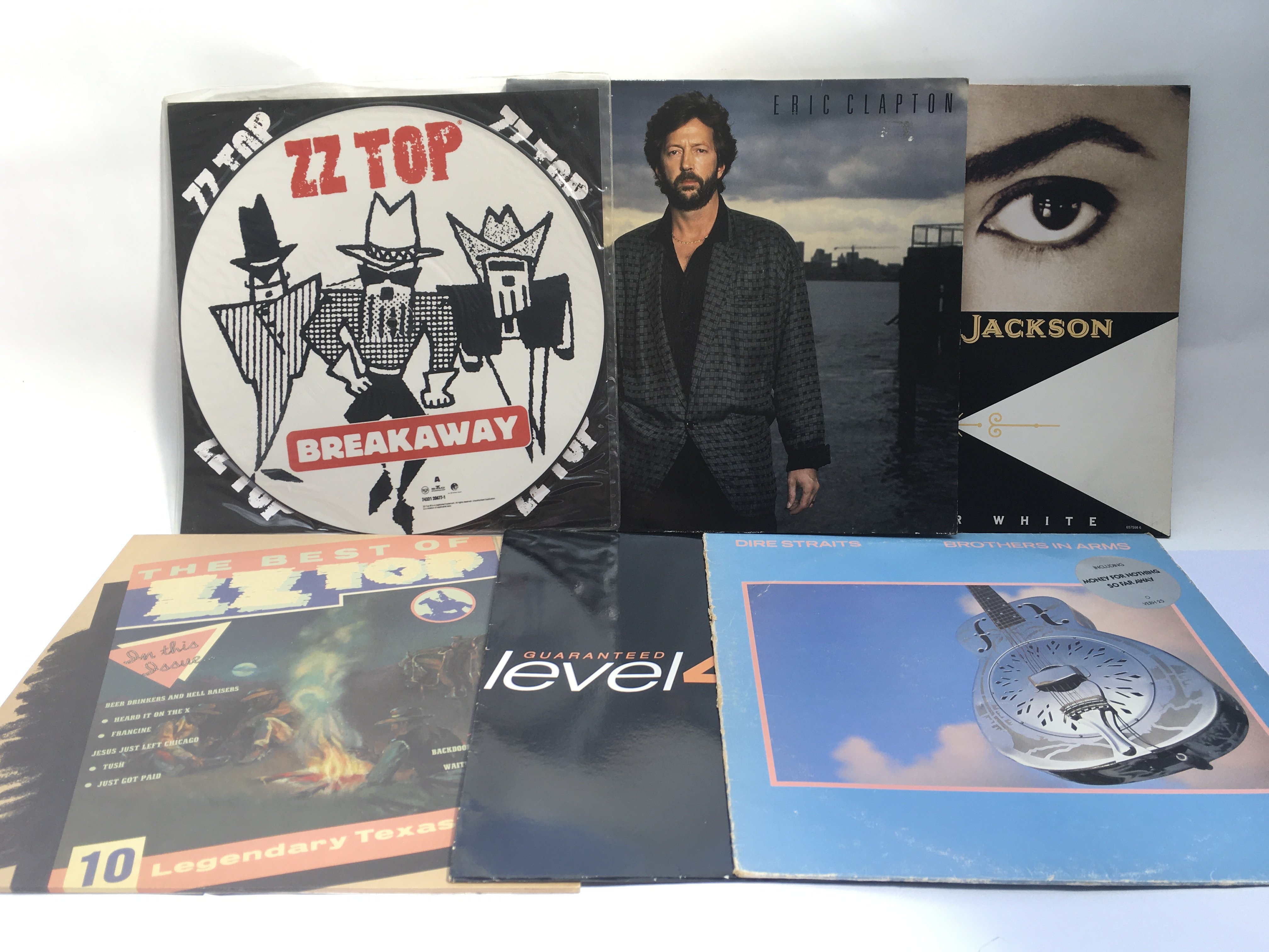A collection of rock LPs and 12inch singles compri - Image 2 of 2