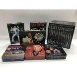 An Elvis Presley Collection CD box set, sadly inco