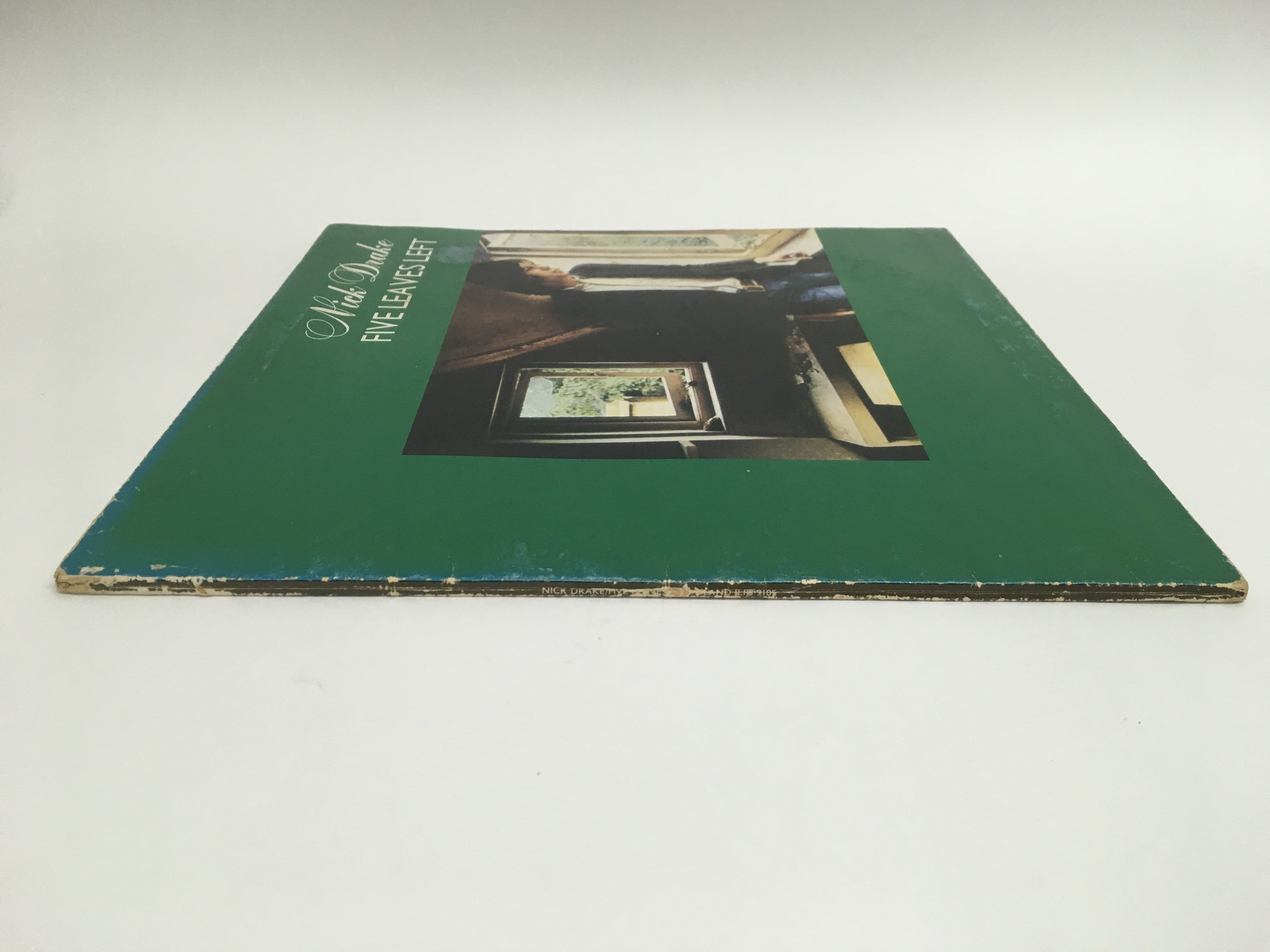 A first UK pressing of 'Five Leaves Left' by Nick - Image 6 of 6