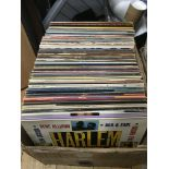 A collection of approx 120 plus soul LPs and 12inc