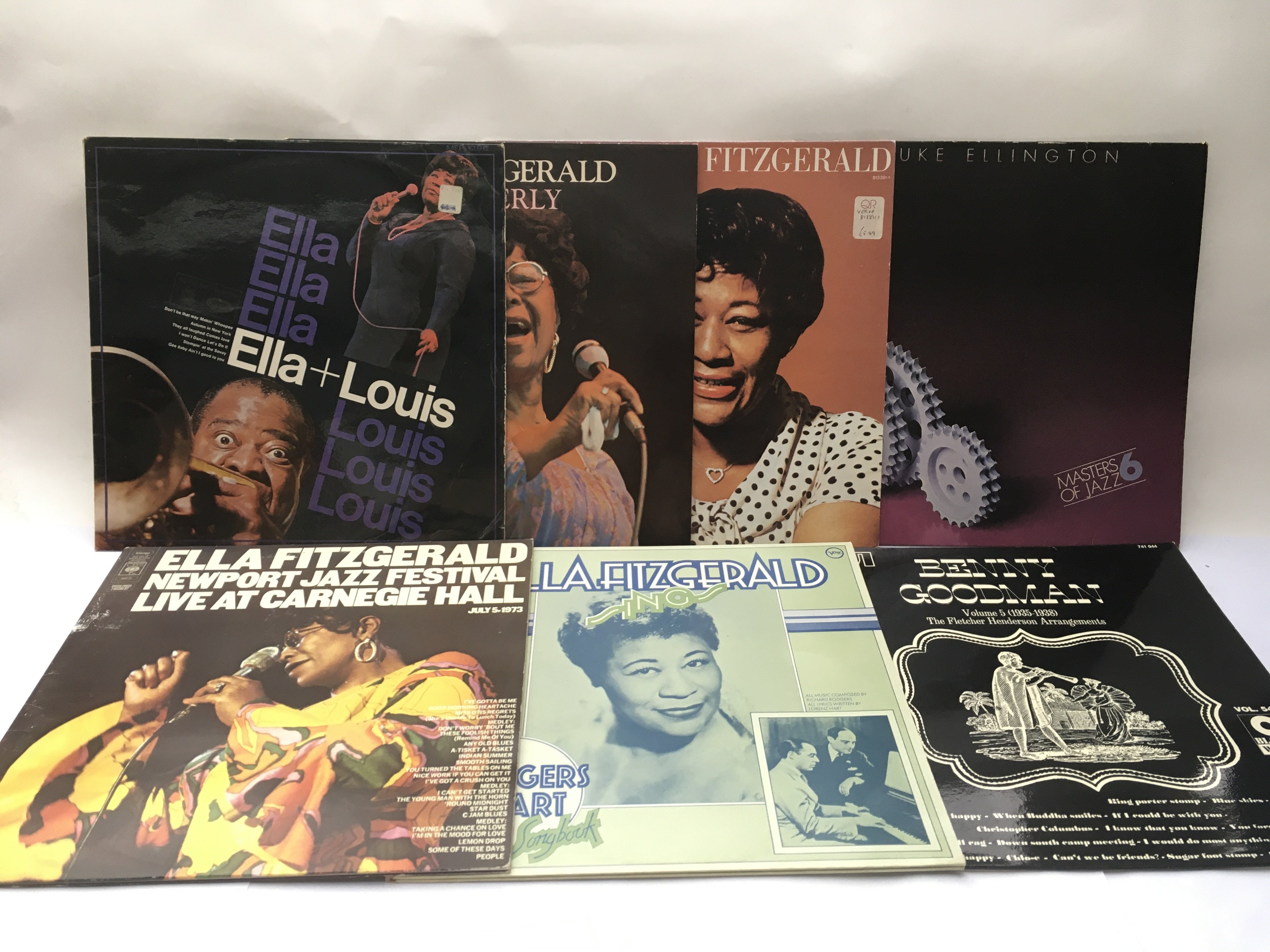 Fifteen jazz LPs by various artists including Stan - Image 2 of 2