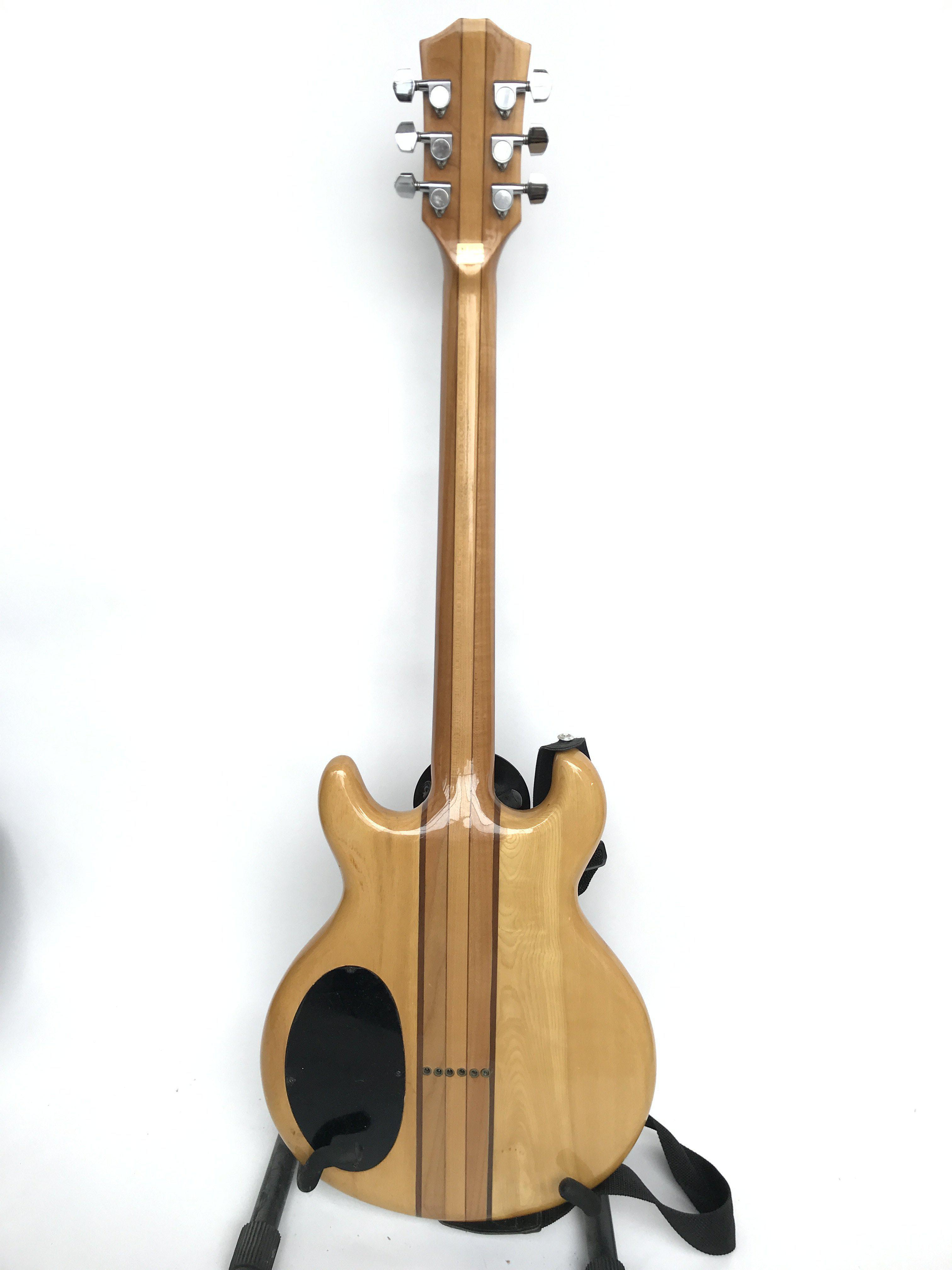 An unusual Kay neckthru body electric guitar, made - Image 3 of 5