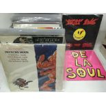Three boxes of dance, pop and house music 12inch s