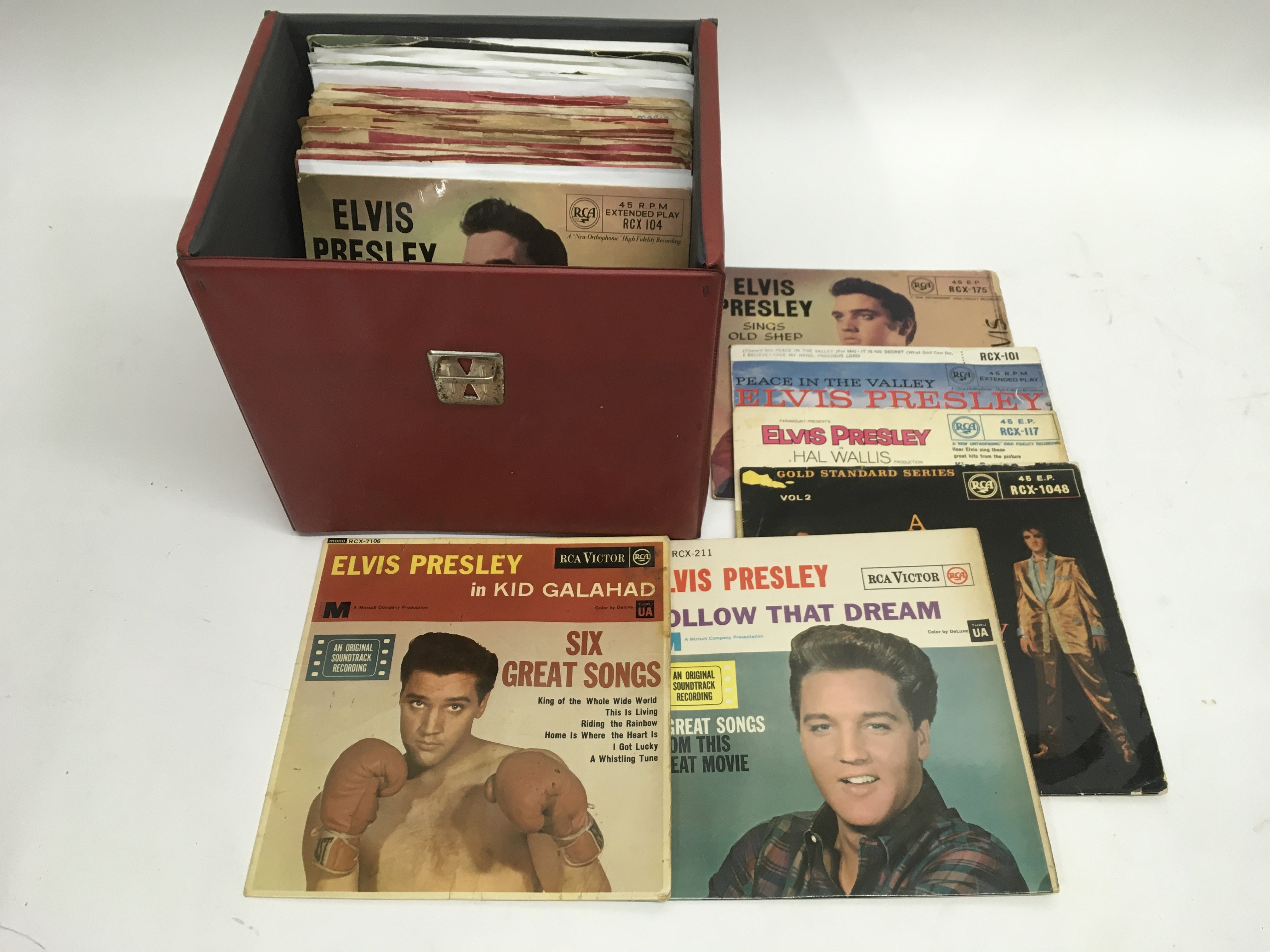 A collection of Elvis Presley LPs, picture discs, - Image 2 of 2