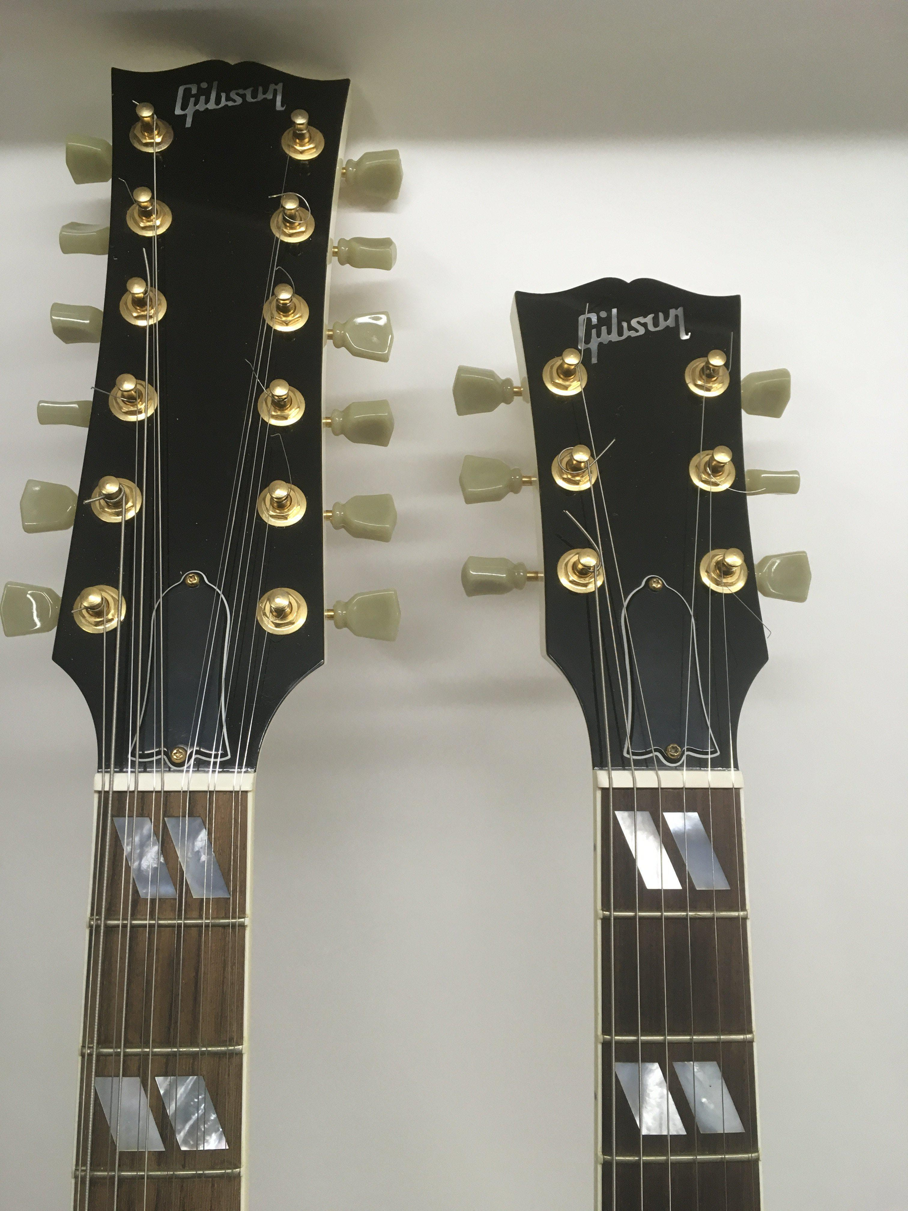 A Gibson double neck 6 and 12 string electric guit - Image 3 of 7