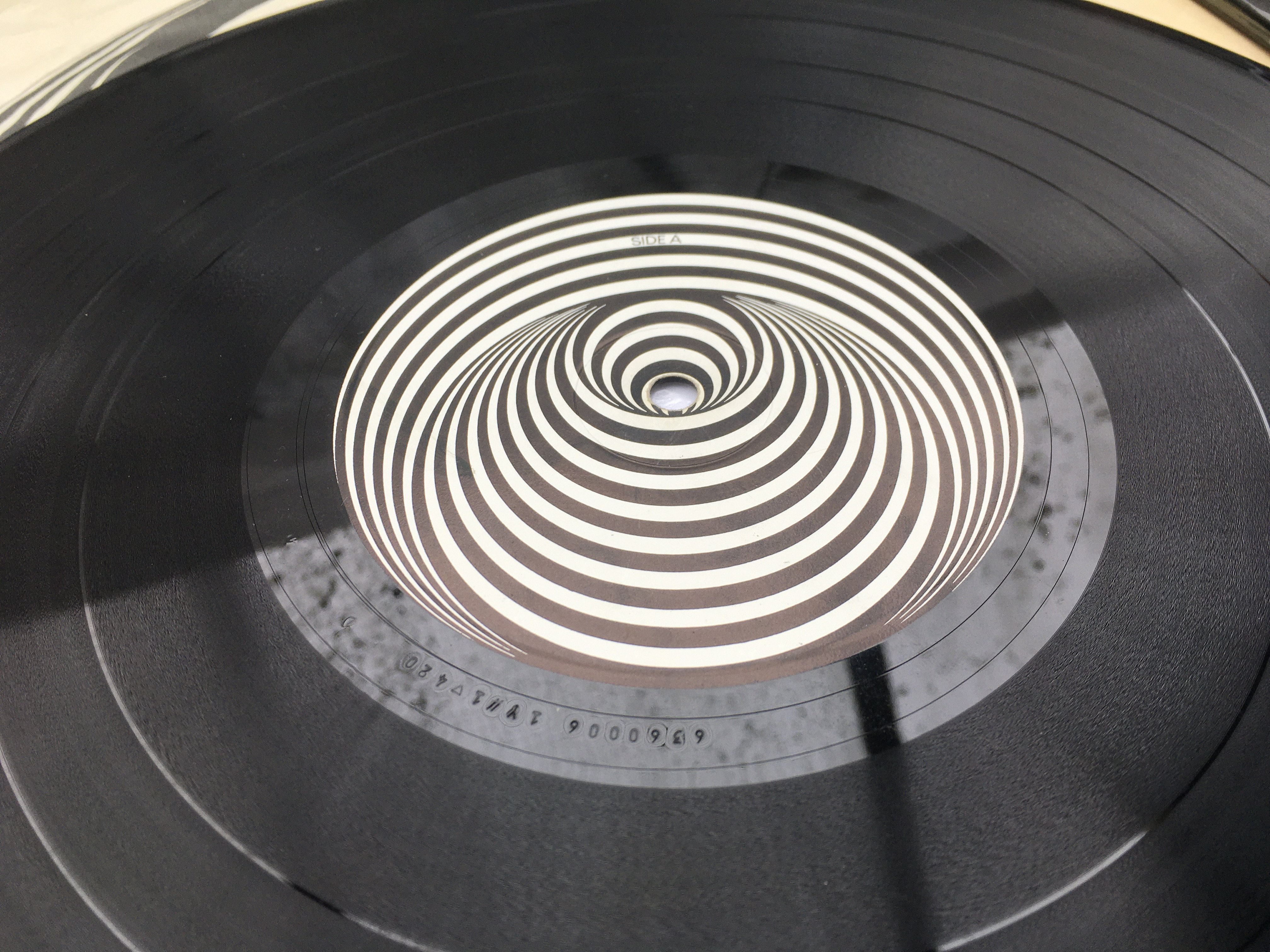 A first UK pressing of 'Very Eavy, Very Umble' by - Image 2 of 2