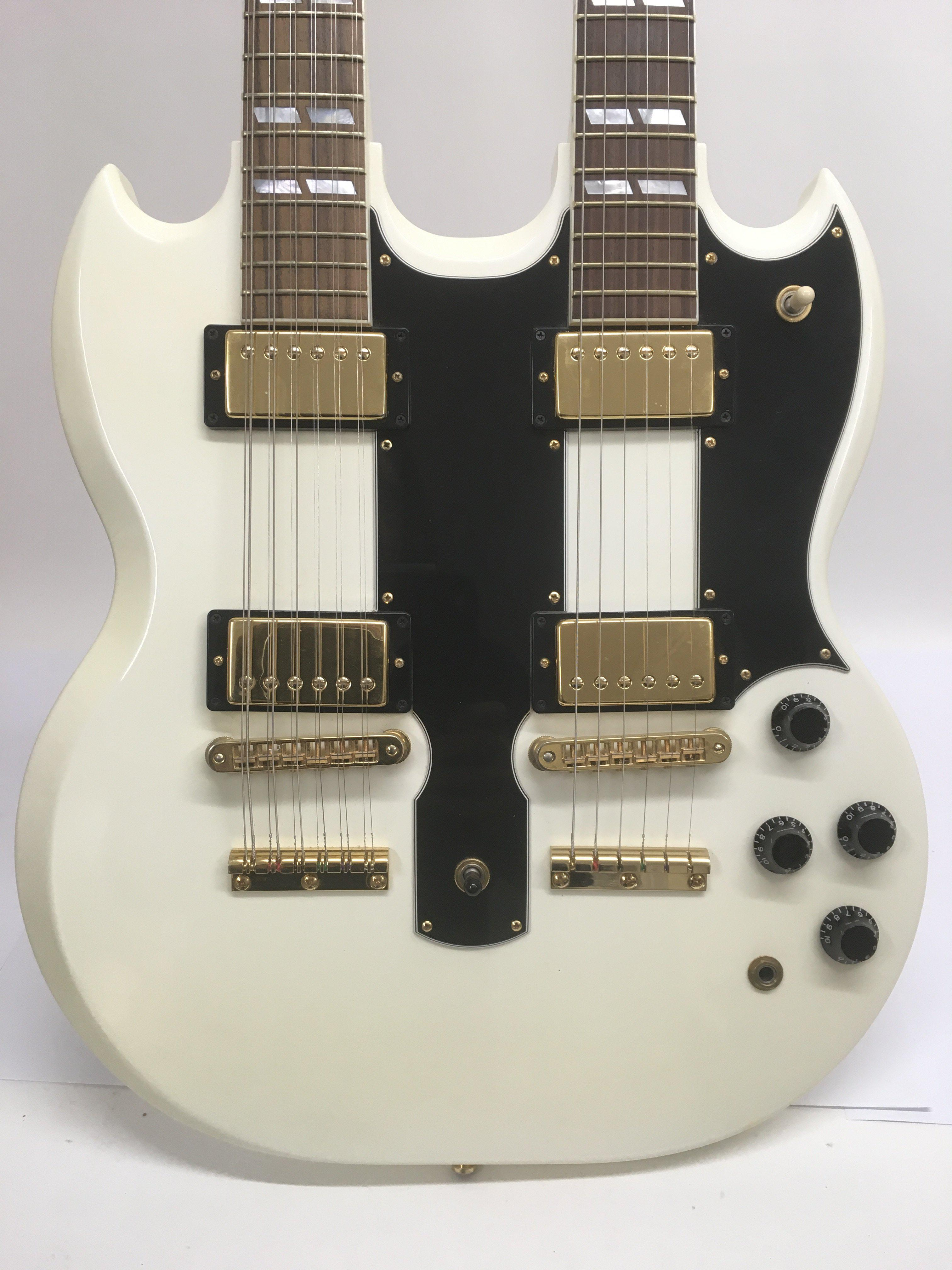 A Gibson double neck 6 and 12 string electric guit - Image 2 of 7