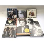 Three Rolling Stones CD box sets plus other CD set