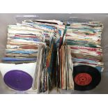 A box 7inch singles and EPs by various artists fro