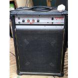 A circa 1970s Allan Gordon 20 Bass bass amplifier