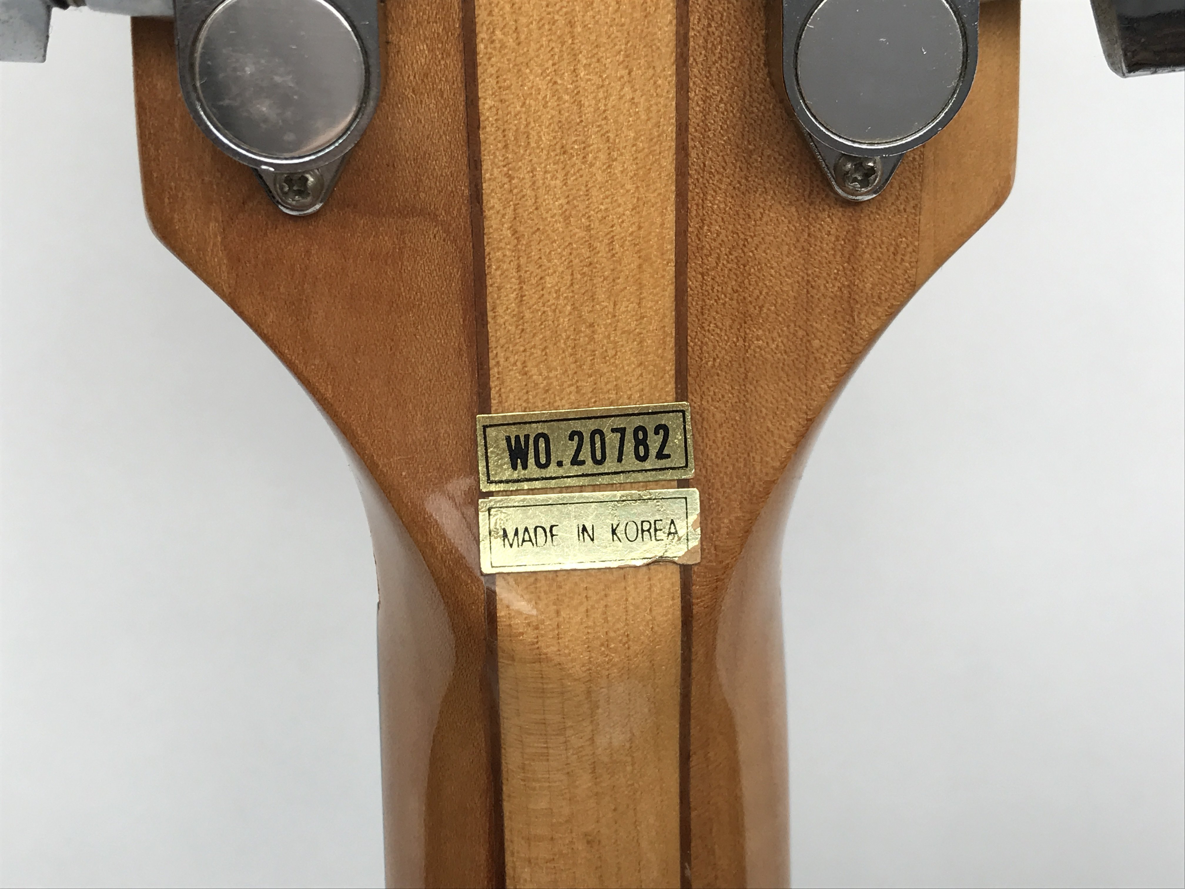 An unusual Kay neckthru body electric guitar, made - Image 4 of 5