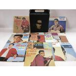 An Elvis Presley 'Presley Gold' number one 7inch s