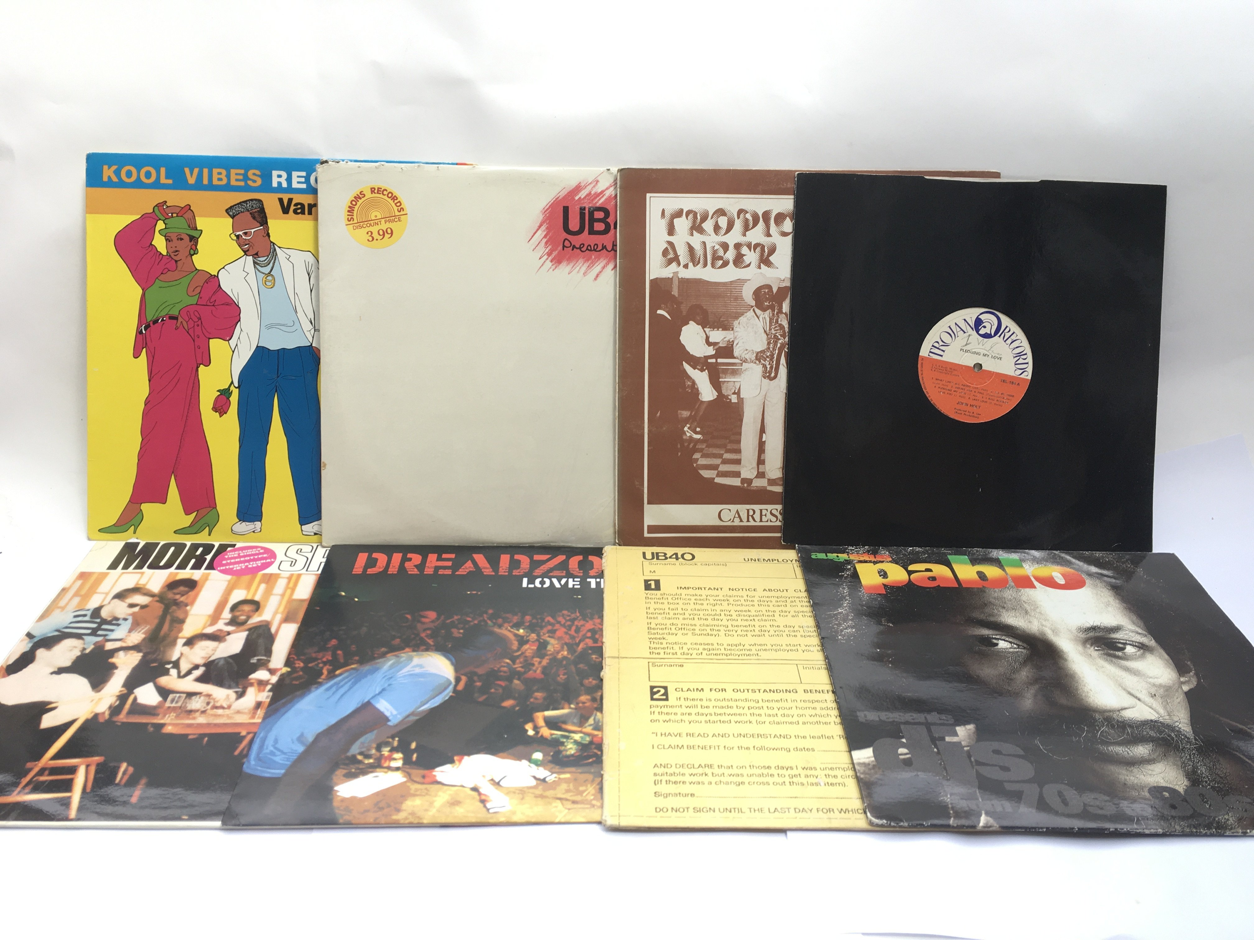 Thirteen reggae, dub and two tone LPs by various a - Image 2 of 2