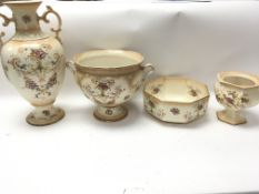 Five items of Royal Crown Ducal ware - NO RESERVE