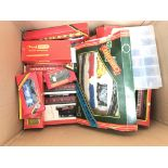 A Box Containing a Collection of boxed Hornby roll