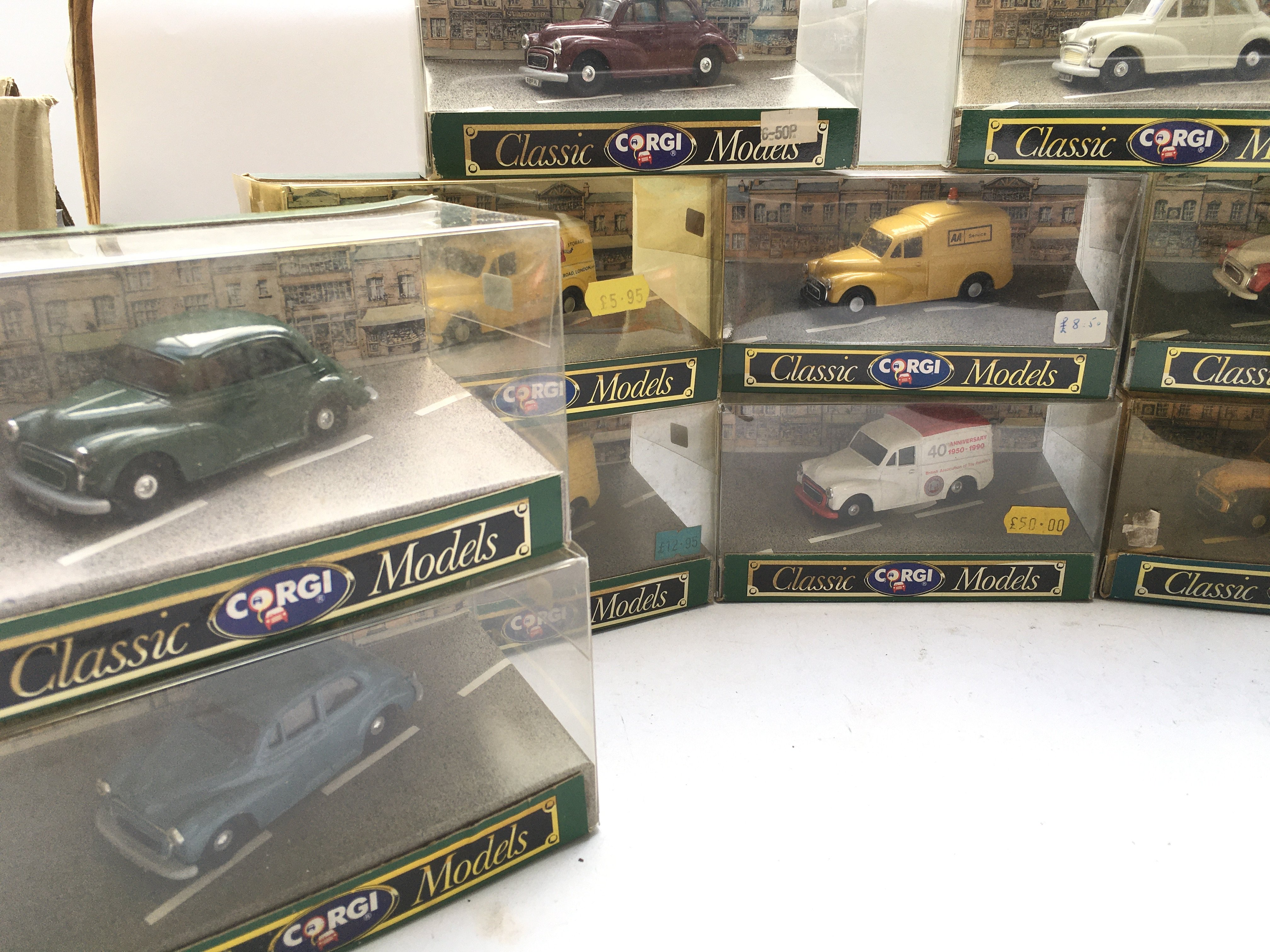 A Collection Of Corgi Models. All Morris Minors. B - Image 2 of 3