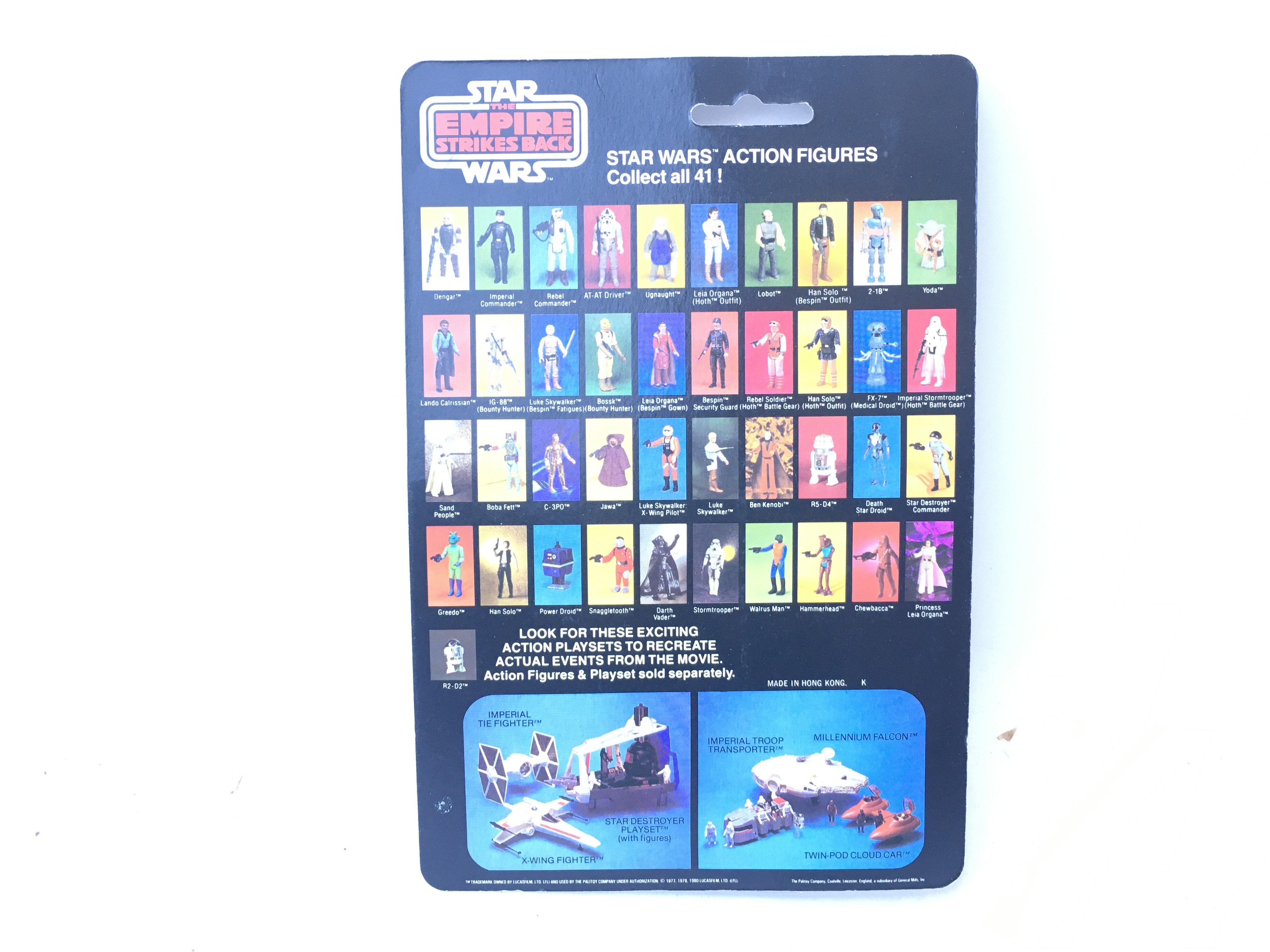 A Vintage Palitoy Star Wars 21B Carded. - Image 2 of 2