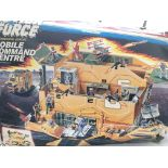 A Action Force Mobile Command Centre Boxed (box is